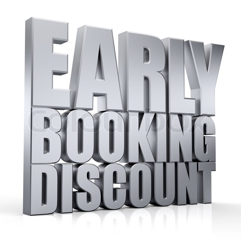 Early Booking Discount (Book min 21 days before get 15 % Discount)